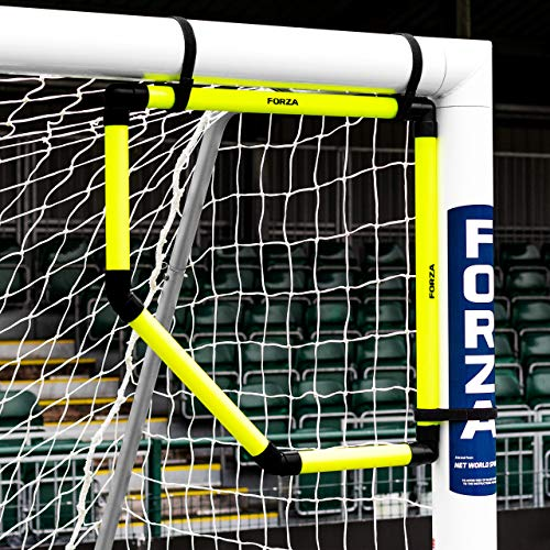 FORZA Top Bins – Soccer Goal Corner Target [Net World Sports] (Pack of 2, Without Bag)