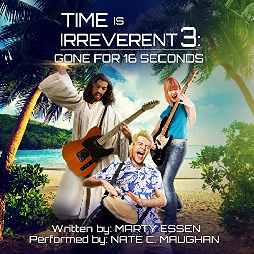 Time Is Irreverent 3 cover art