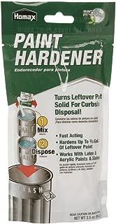 Homax 3535 3 Pack Waste-Away Paint Hardener, 3.5-Ounce
