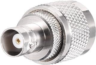 Conector BNC E-SDS CV0252 Caja de distribuci/ón para Sistema de v/ídeo 4 Puertos