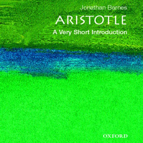 Aristotle     A Very Short Introduction              By:                                                                                                                                 Jonathan Barnes                               Narrated by:                                                                                                                                 Phil Holland                      Length: 3 hrs and 53 mins     42 ratings     Overall 4.2