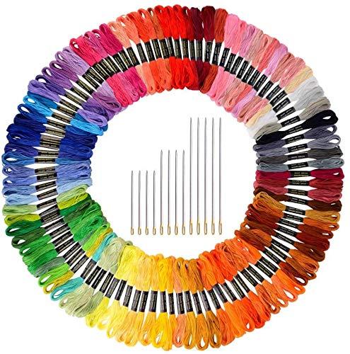 Embroidery Floss Cross Stitch Thread