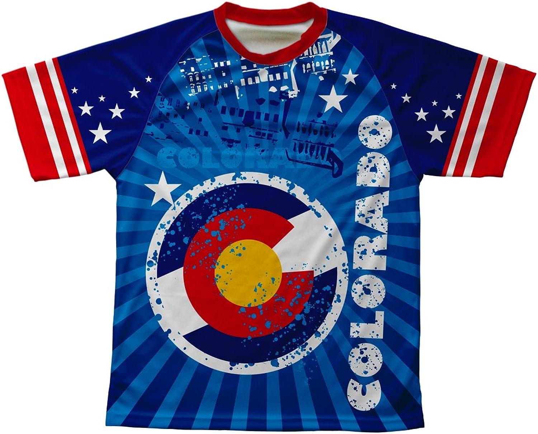 colorado Technical TShirt for Men and Women