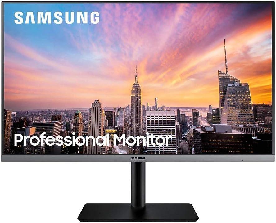 Monitor pc  samsung profesional samsung ls27r650fduxen - 27