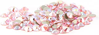 SS20 Swarovski Rhinestones - Light Rose AB (1 Gross = 144 Pieces)