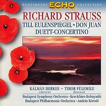 Strauss: Till Eulenspiegel / Don Juan / Duett-Concertino