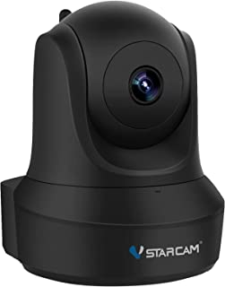 WiFi IP Camera, VStarcam 1080P Wireless Surveillance Security Camera, Night Vision Motion Detection Remote Baby Cam for In...