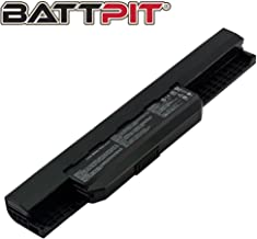Battpit A42-K53 A32-K53 Battery for Asus K53E A41-K53 A43 X44H A53S A53U X53E X54C K53S K53SV A53E X53S X54H A43S K53SD A53 A54 K53 A54C (4400mAh / 48Wh)