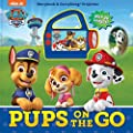 Nickelodeon PAW Patrol: Pups on the Go CarryAlong Projector