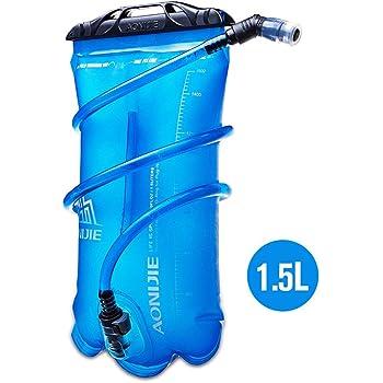 Hydration Water Bladder Bag Cleaning Tube Hose Sucker Brushes Drying Rack Set UK