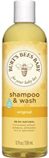 Burts Bees Baby Bee Shampoo & Wash Original For Kids 12 oz