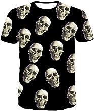 Sunofbeach Unisex 3D T-shirt grappige print casual...
