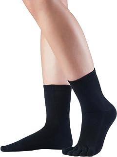 Essentials Midi | Calcetines con dedos en algodón hombre y mujer para uso cotidiano