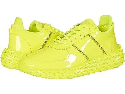 Giuseppe Zanotti Urchin Sneaker (Fluorescent Yellow) Men