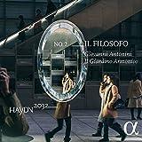 Haydn/W.F.Bach: Il Filosofo / Il Giardino Armonico