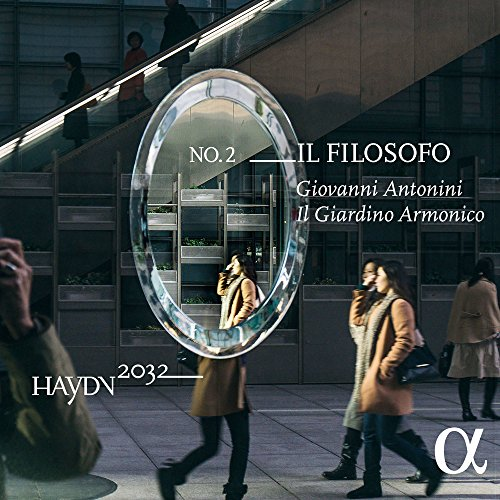 Haydn 2032 Vol.2 - Il Filosofo: Sinfonien 22 / 46 / 47