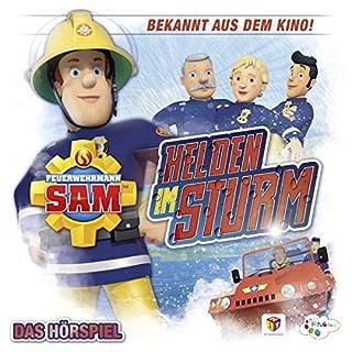 Helden im Sturm - Das Hörspiel zum Kinofilm (Feuerwehrmann Sam) Titelbild