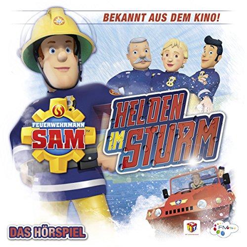 Helden im Sturm - Das Hörspiel zum Kinofilm Titelbild