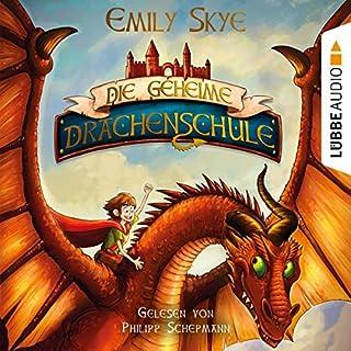 Die geheime Drachenschule 1 Titelbild
