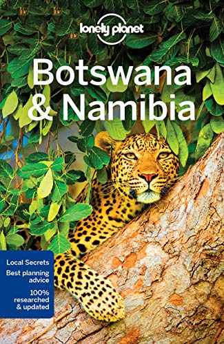 Lonely Planet Botswana & Namibia 4 (Multi Country Guide)