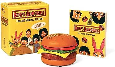 Bob's Burgers Talking Burger Button (RP Minis)