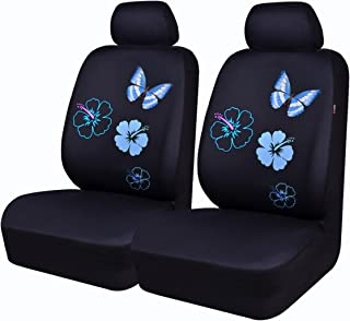Best blue butterfly car seat covers Reviews