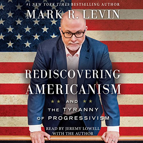 Rediscovering Americanism audiobook cover art