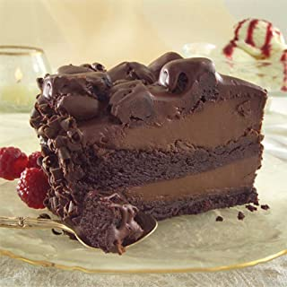 Sweet Street Chocolate Lovin Spoon Cake, 9 inch Round -- 4 per case.