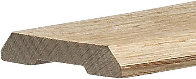 Frost King Wat500 5 X 1 2 X 36 Wood Threshold Clear Oak