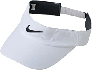 Nike Golf Tech Visor (White/Black)