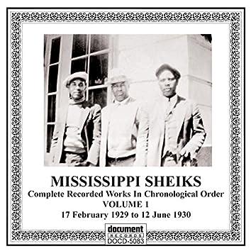 Missississippi Sheiks, Vol 1 (1929-1930)