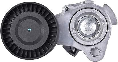 TOHUU 11288624196 Automatic Belt Tensioner Pulley Assembly Fits BMW 2.0L 2.5L 3.0L 3.2L E60 E90 E92 E93 E71