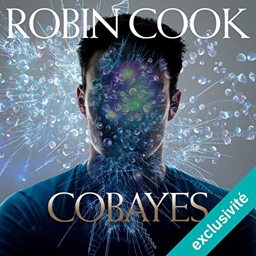 Cobayes audiobook cover art