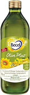 Becel 3 Oil Blend, Canola Oil, Extra Virgin Olive Oil and Mid-Oleic Sunflower Oil, 1L