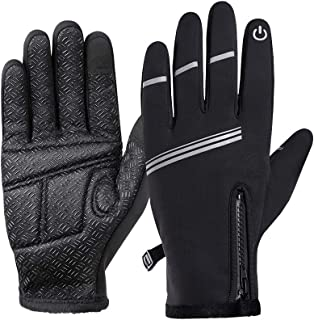 Winter Gloves for Men and Women,-20°F Thermal Gloves, Warm Gloves for Running
