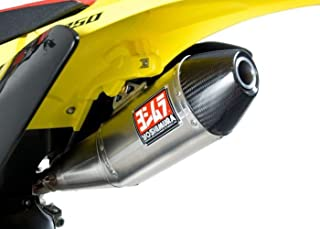 Yoshimura RS-4 Comp Slip-On Exhaust-Suzuki-RMZ 250-10-18