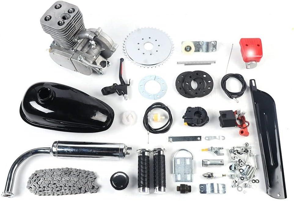TBVECHI San Francisco Mall 2-Stroke 100cc Bicycle Engine Full Bic Kit Now free shipping Motorized Set