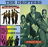Songtexte von The Drifters - Up on the Roof / Under the Boardwalk