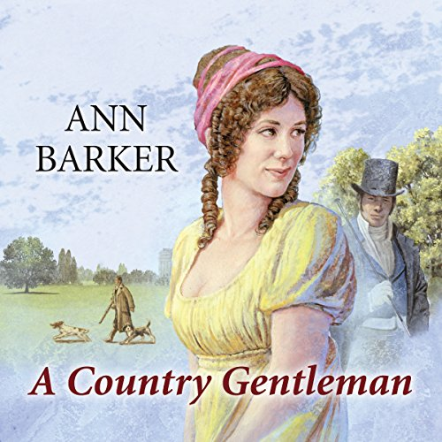 A Country Gentleman audiobook cover art
