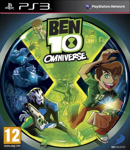 Ben 10 Omniverse (PS3) [Importación inglesa]