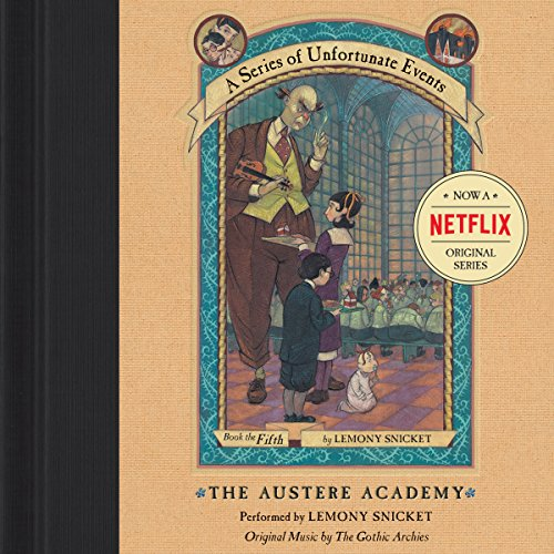 The Austere Academy cover art