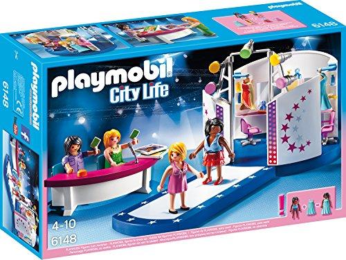 Playmobil 6148 - Model-Casting auf dem Laufsteg