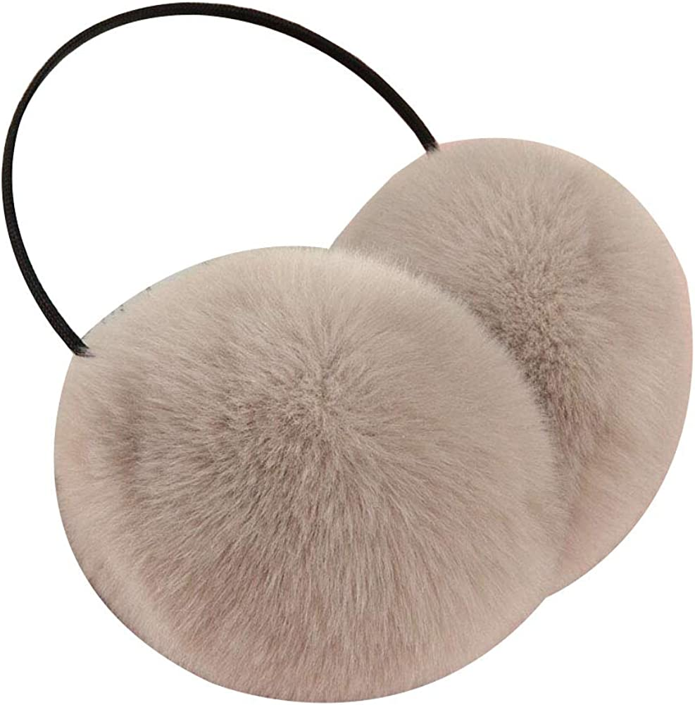 Cute Animal Soft Earmuffs Winter Warm Outdoor Ear Covers Headband Fur Ear warmer,#A5