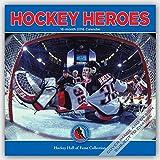 Hockey Heroes 2016 - Eishockey - 16-Monatskalender: Original BrownTrout/Wyman Publishing-Kalender [Mehrsprachig] [Kalender] (Wall-Kalender) - BrownTrout Publisher