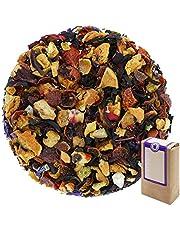 """Núm. 1171: Té de frutas """"Frutas de verano"""" - hojas sueltas - GAIWAN® GERMANY - manzana, rosa mosqueta, hibisco, saúco, piña y papaya, malva azul, naranja"""