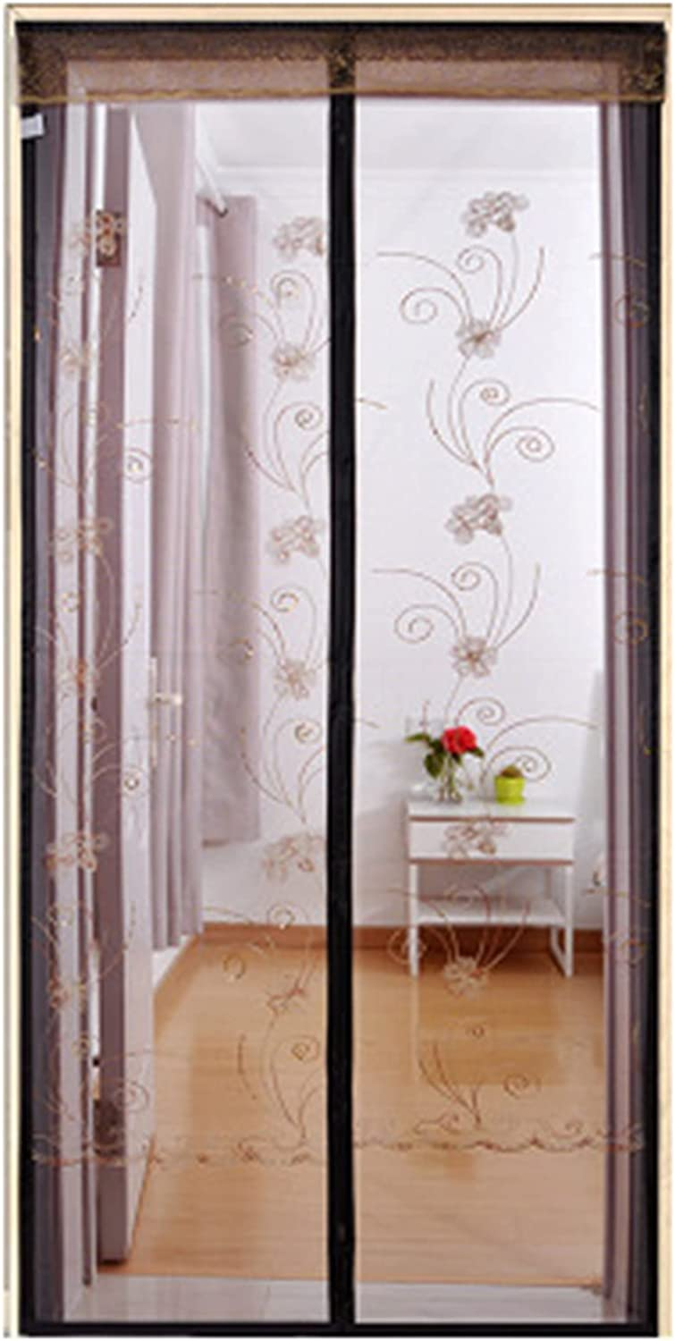 GGXX Financial sales sale Screen Doors 31 X 79 Mesh Curtain Max 81% OFF Top-to-Botto Inch