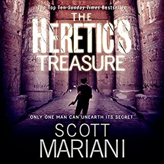 The Heretic's Treasure cover art