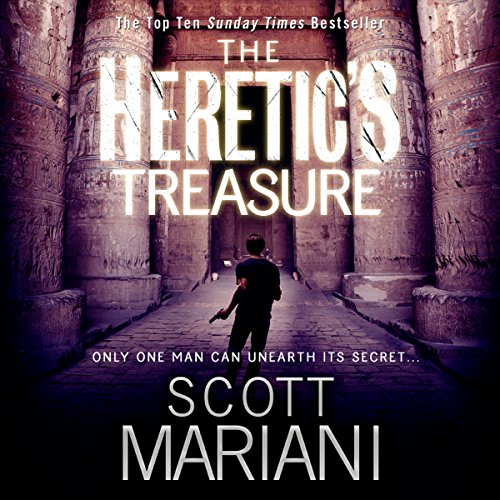Page de couverture de The Heretic's Treasure