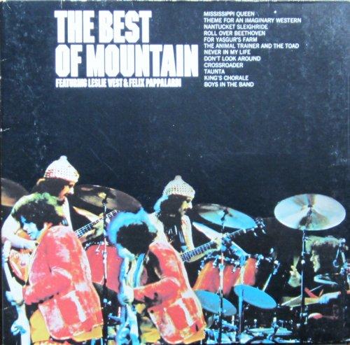 The Best of Mountain (feat. Leslie West & Felix Pappalardi) [Vinyl LP] [Schallplatte]