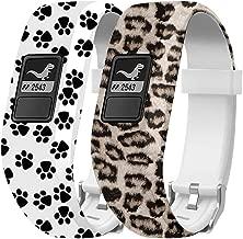 Sibode Watch Band Compatible with Garmin Vivofit 3/ Vivofit JR/JR. 2,Accessories Replacement Bands with Secure Watch Strap for Garmin Vivofit 3